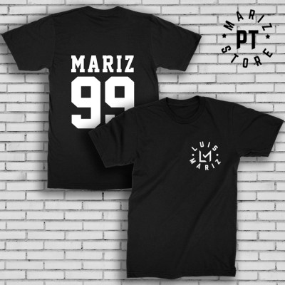 Mariz 99 t-shirt branco