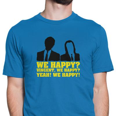 we happy vincent