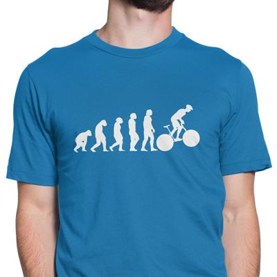 evolução ciclismo