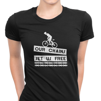 our chains set us free
