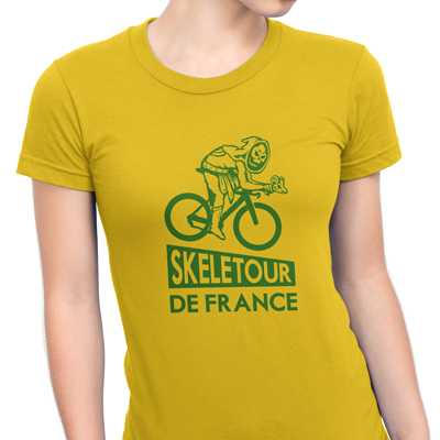 skeletour de France