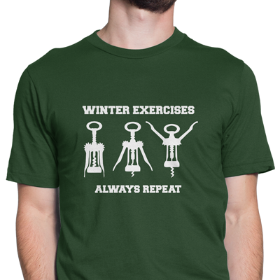 winter exercises