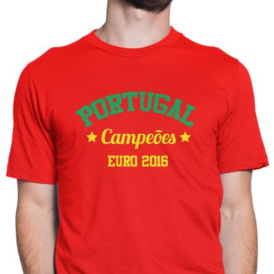 Portugal Campeões 2016