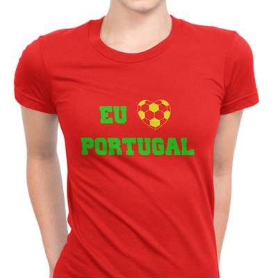 eu amo portugal