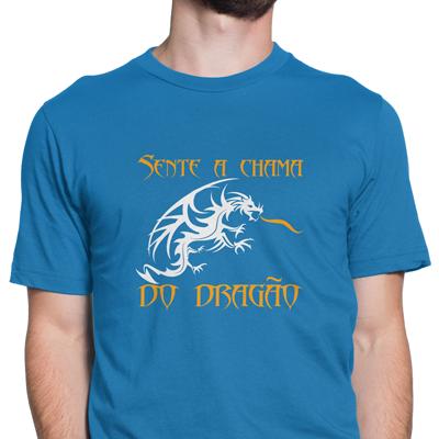 sente a chama do dragão