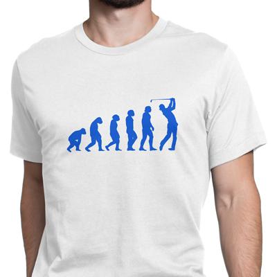 evolução golf
