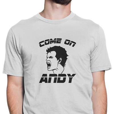 come on andy