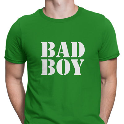 bad boy-good girl ele