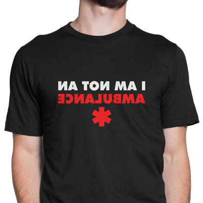 I am not an ambulance