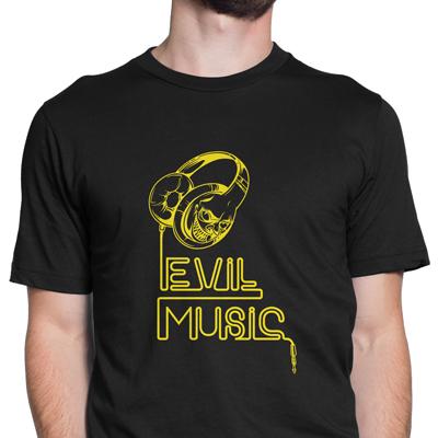 evil music