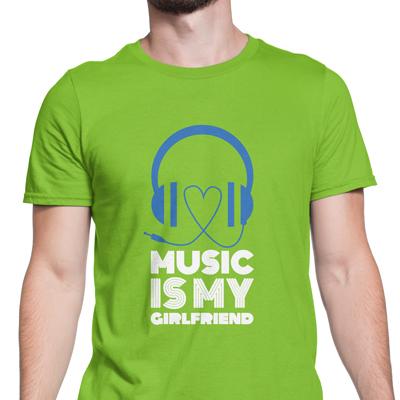 music is my girlfriend