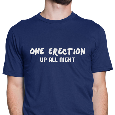 one erection