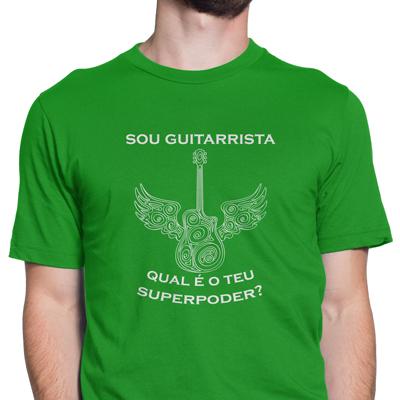 sou guitarrista qual é o teu super poder