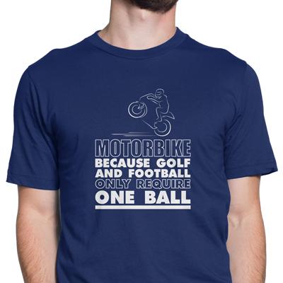 motorbike one ball