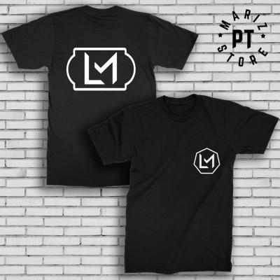 LM t-shirt preto