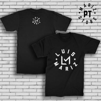 Luis Mariz t-shirt preto