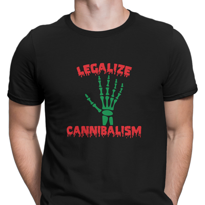 legalize cannibalism