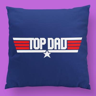 top dad almofada