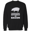 transforma esterco em bacon