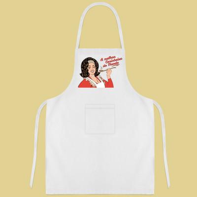 avental melhor cozinheira do mundo