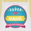 avental super mamã