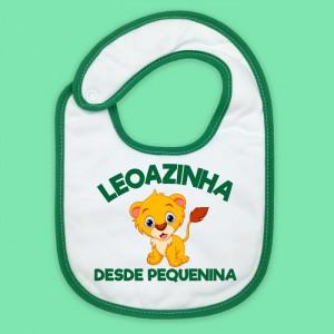 babete leoazinha desde pequenina