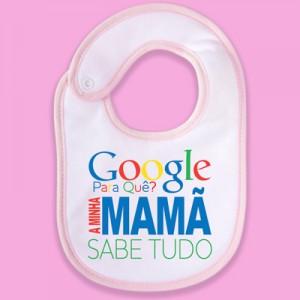 google para que cor mama babete