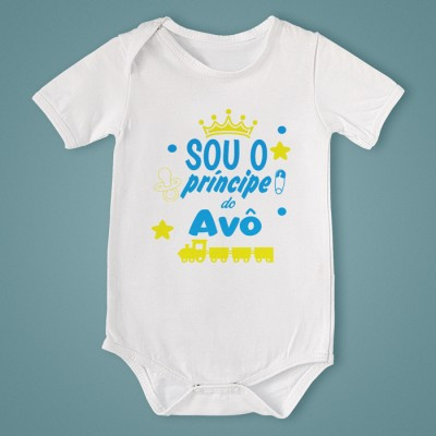 Body Sou O Principe Do avô