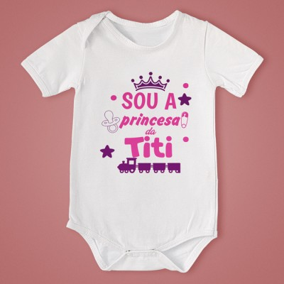 Body sou a princesa da titi