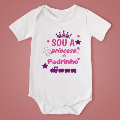 Body sou a princesa do padrinho