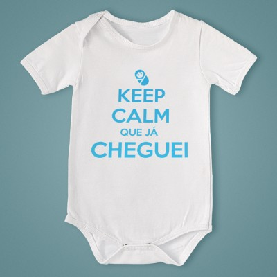 body keep calm cheguei