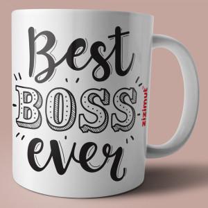 caneca best boss ever