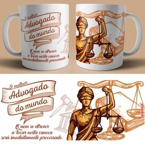 caneca advogado