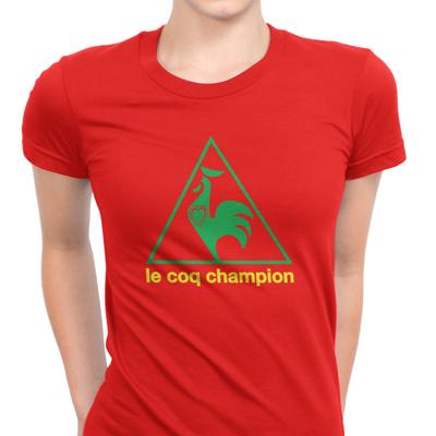 le coq champion