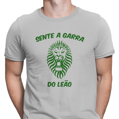 sente a garra do leão