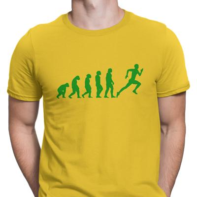 evolução runner