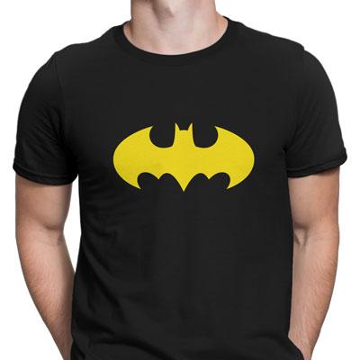 i´m with batman homem