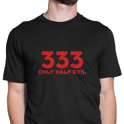 333 only half evil