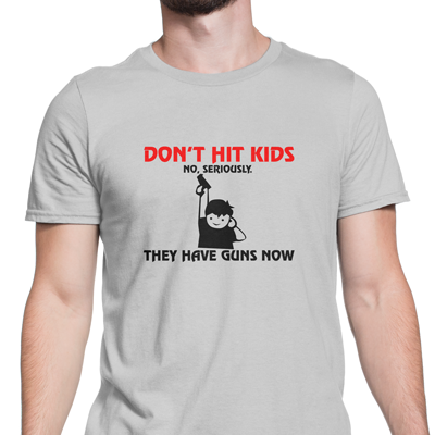 don´t hit kids