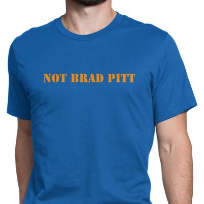 not brad pitt