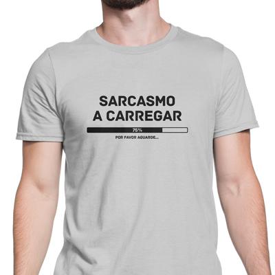 sarcasmo a carregar