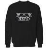 book nerd homem