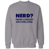 nerd ninja intelectual