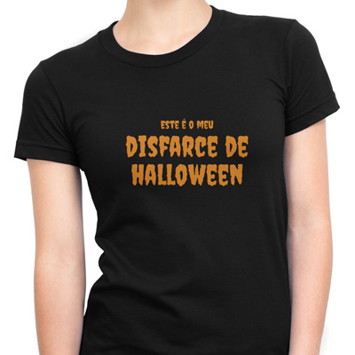 este é o meu disfarce de halloween