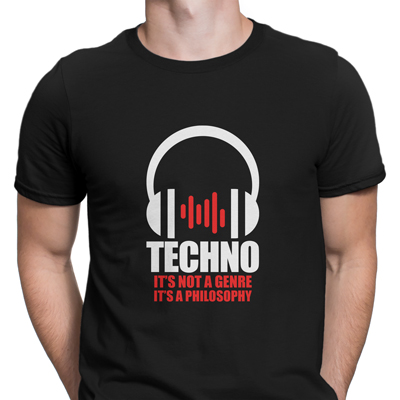 techno it's not a genre