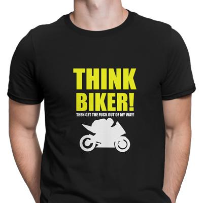 think biker