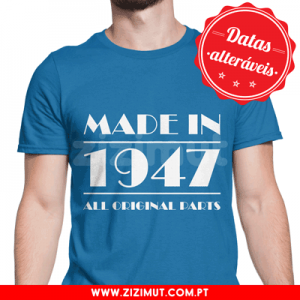 made in 1947 ing