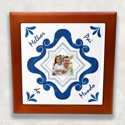 azulejo melhor pai do mundo