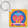 porta chaves super madrinha